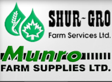 Shur-Gro Farm Supplies & Munro Farm Services